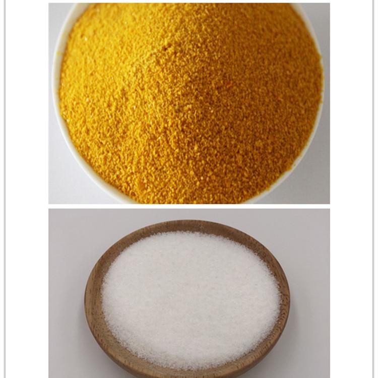 污水处理中聚合氯化铝和聚丙烯酰胺配合使用需